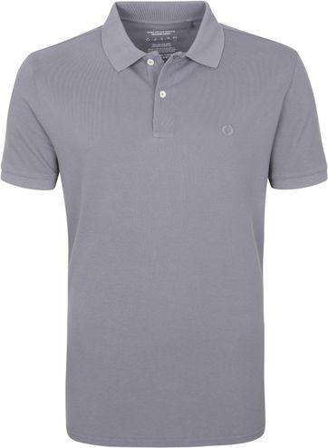 Ecoalf Polo Ted Grey