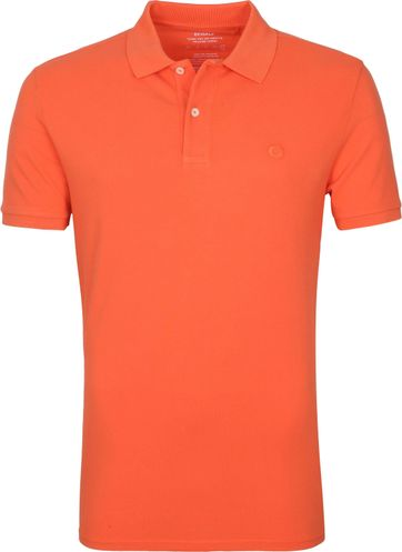 Ecoalf Polo Ted Orange