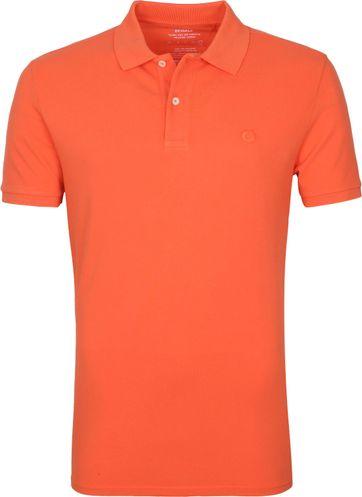 Ecoalf Poloshirt Ted Orange