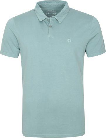 Ecoalf Poloshirt Theo Turquoise