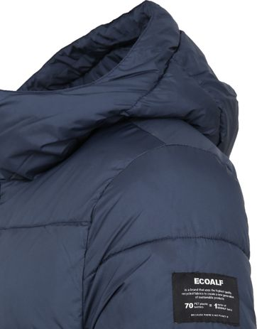 Ecoalf Rockaway Jack Steel Blauw