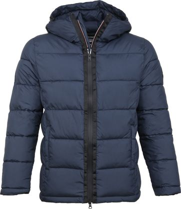 Ecoalf Rockaway Jacket Steel Blue