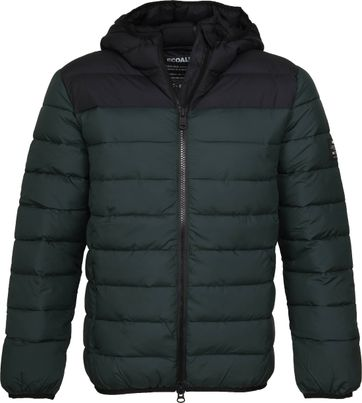 Ecoalf Rockaway Korean Jacket Green
