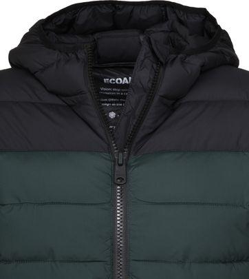 Ecoalf Rockaway Korean Jacket Green