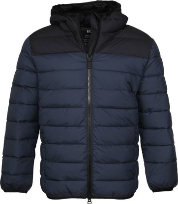 Ecoalf Rockaway Steel Jacket Blue