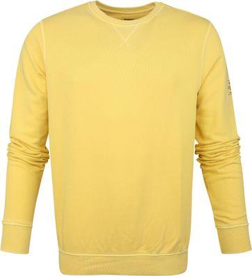 Ecoalf San Diego Sweater Geel