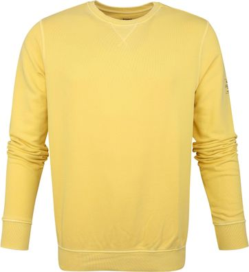 Ecoalf San Diego Sweater Yellow
