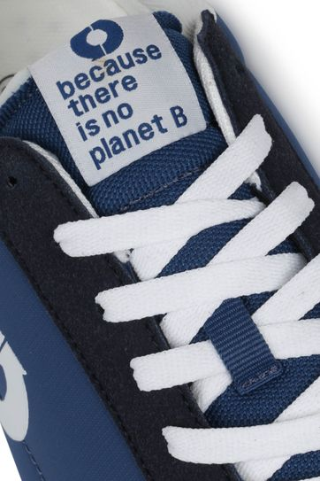 Ecoalf Sneaker Riera Donkerblauw