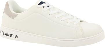 Ecoalf Sneaker Sanford Off-White
