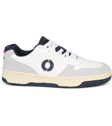 Ecoalf Sneaker Tennis Blauw