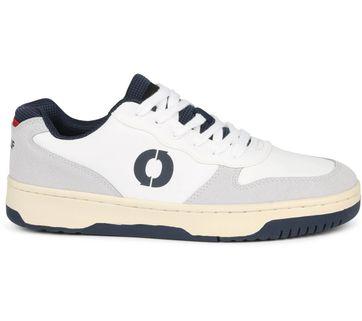 Ecoalf Sneaker Tennis Navy