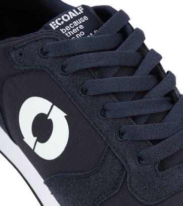 Ecoalf Sneaker Yale Zwart