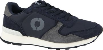Ecoalf Sneaker Yale Navy Grau