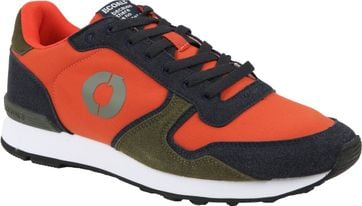 Ecoalf Sneaker Yale Orange