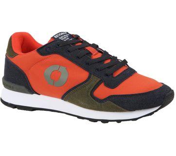 Ecoalf Sneaker Yale Orange