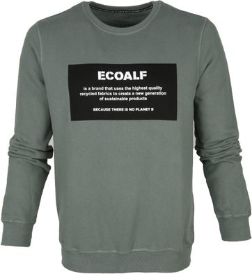 Ecoalf Sweater Khaki Green