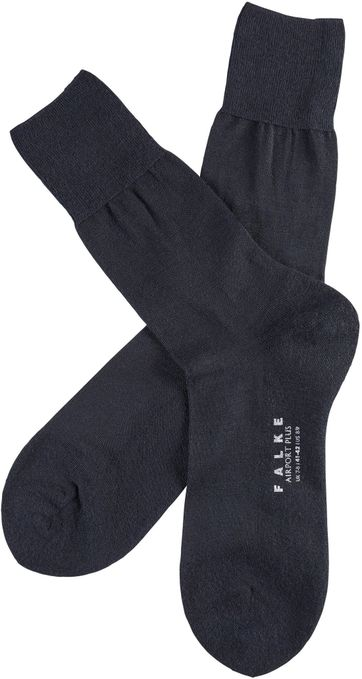 Falke Airport PLUS Socks Navy 6370