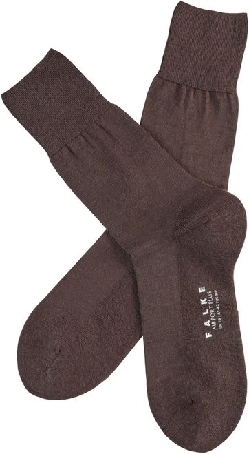 Falke Airport PLUS Sok Brown 5930