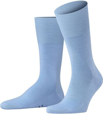 Falke Airport Sock Falke Light Blue