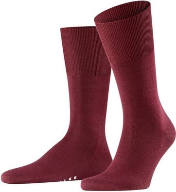 FALKE Airport Socken Bordeaux 8596