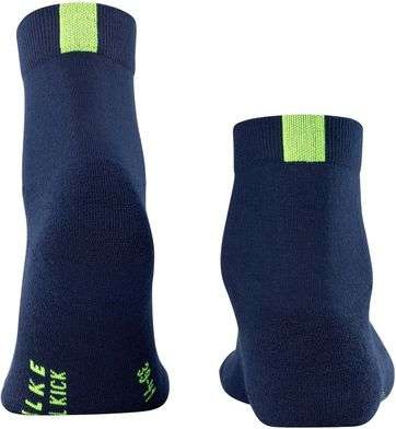 Falke Cool Kick Socke Navy