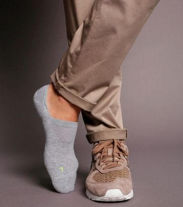 Falke Cool Kick Sok Grijs