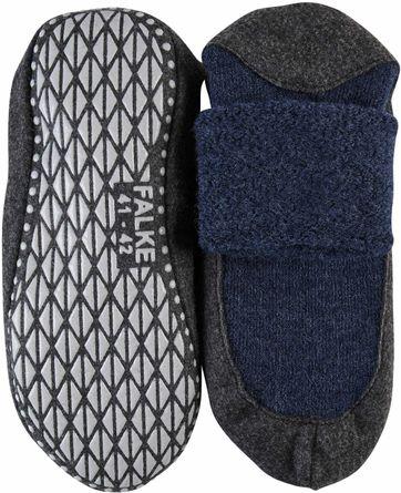 Falke Cosyshoe SLippers Dark Blue
