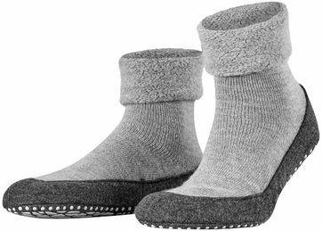 Falke Cosyshoe Slippers Light Grey