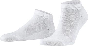 FALKE Family Sneaker Socken Weiß 2000