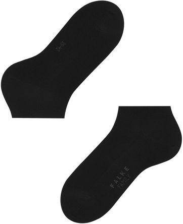 Falke Family Sneaker Socks Black 3000