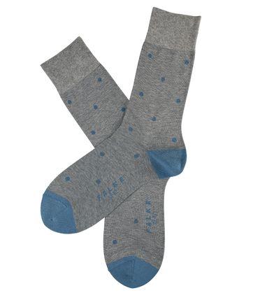 Detail Falke Fashion Sok Dot Grijs 3165