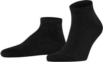 Falke Happy Socken 2 Paar Schwarz