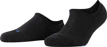 Falke Keep Warm Sneaker Socke Schwarz
