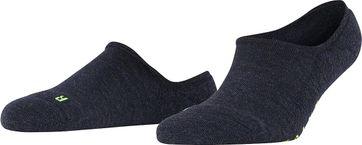 Falke Keep Warm Sneaker Sok Donkerblauw