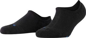 Falke Keep Warm Sneaker Sok Zwart