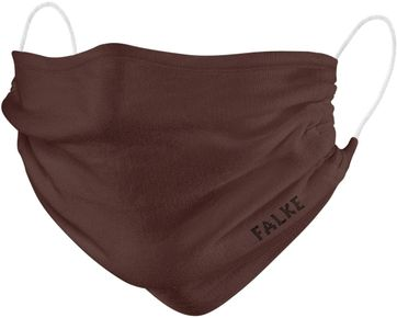 Falke Maske Braun 2 Pack