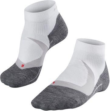 Falke RU4 Cool Short Sokken Wit