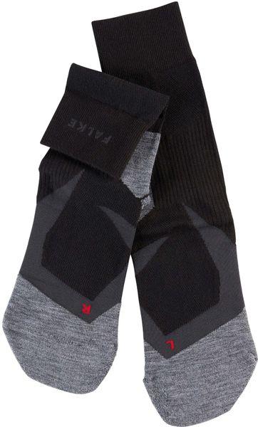 Falke RU4 Cool Sokken Zwart