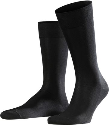 Falke Sensitive Sock Malaga Black 3000