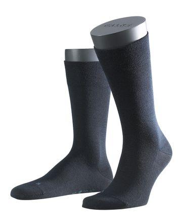 FALKE Sensitive Socken Malaga Navy 6370