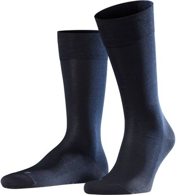 FALKE Sensitive Socken Malaga Navy 6370