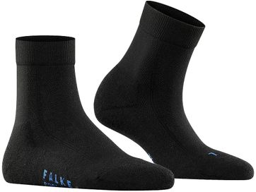 Falke Sock Cool Kick Black