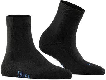 Falke Socke Cool Kick Schwarz