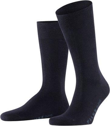Falke Swing Socken 2-Pack Dunkelblau