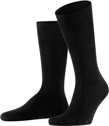 Falke Swing Socken 2-Pack Schwarz