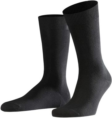 Falke Swing Socks 2-Pack Zwart