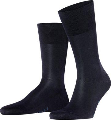 FALKE Tiago Socke Navy 6370