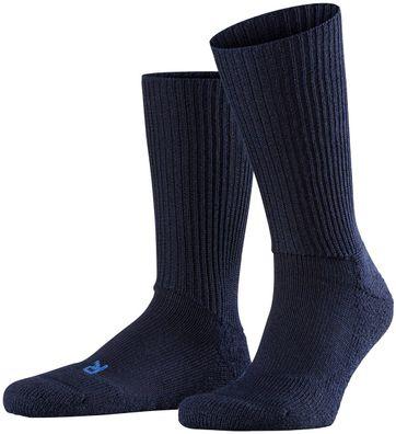 FALKE Walkie Wander Socken Marine Blau6120