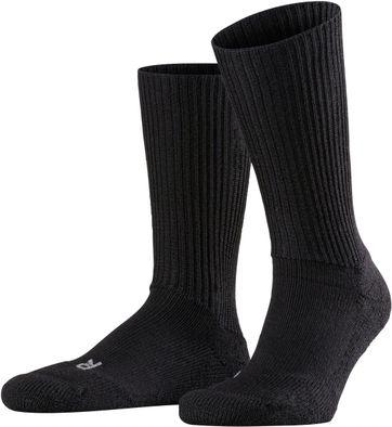 FALKE Walkie Wander Socken Schwarz