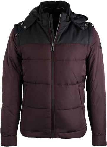 Fortezza Aritzo Jacket Bordeaux